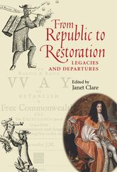 From Republic to RestorationLegacies and Departures